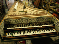Considering The Harpsichord Jack (Part One)