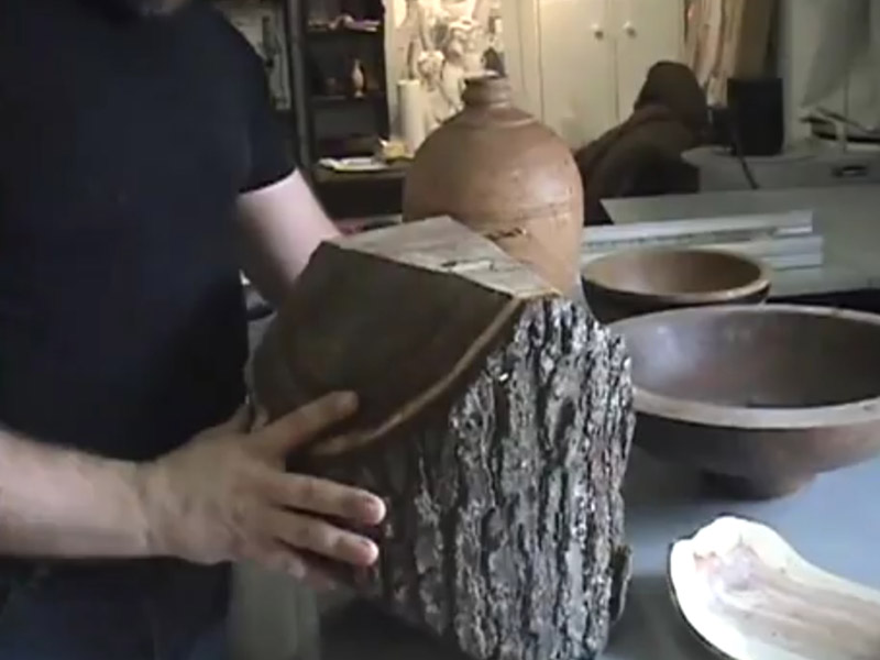 how to make a wooden sphere without a lathe